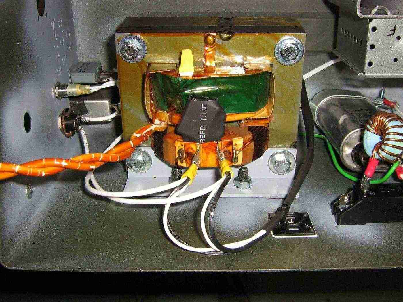 Gbppr 2 45 Ghz Magnetron To Coax Assembly