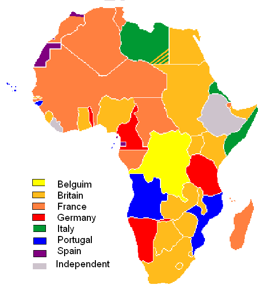 european interactions with africa essay Write an essay that:  european scramble for africa identify an additional type of document and explain how it would help in assessing african actions and reactions  analyze continuities and changes in patterns of interactions along the silk roads from 200 bc.