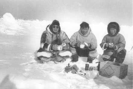 Inuit indians for American regional cuisine history